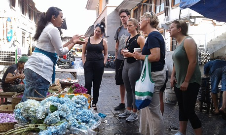 Traditional Market Activity